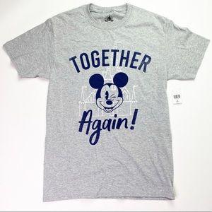 Walt Disney World Shirt Mickey Mouse Graphic Tee